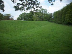 Ramparts Roman Fort Derventio near Malton